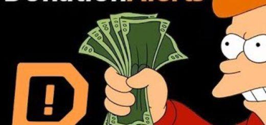DONATION ALERTS. Как настроить донат? Как выводить деньги? Настроить уведомления