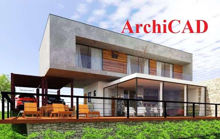 Как работать в ArchiCAD. Описание программы. Архитектурное проектирование