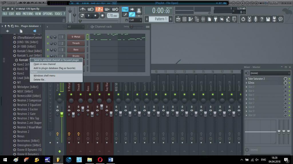 Как начать работать в FL Studio 10: краткий курс создания собственной музыкальной композиции