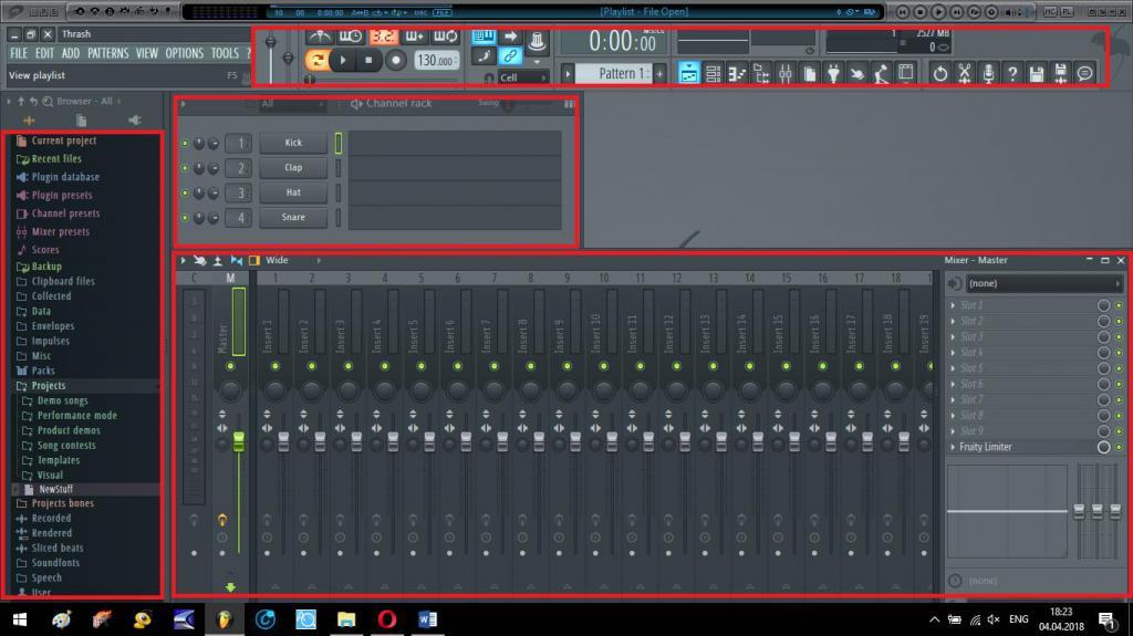 FL Studio 10