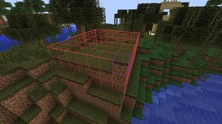 приватить территорию в Minecraft