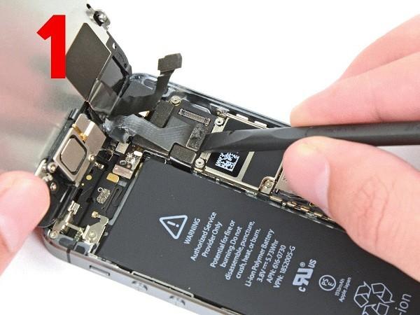 не работает экран телефона