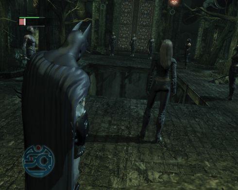 Batman: Arkham City: Прохождение