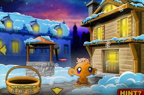 Прохождение игры счастливая обезьянка 2