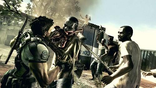 Прохождение Resident Evil 5