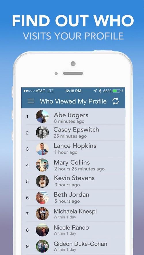 Как в Инстаграм посмотреть кто заходил к тебе