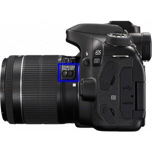 Оптическая и цифровая стабилизация в фотоаппарате