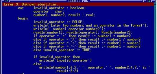 Pascal abc net как сделать exe